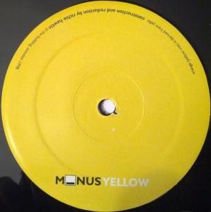 MINUS Yellow
